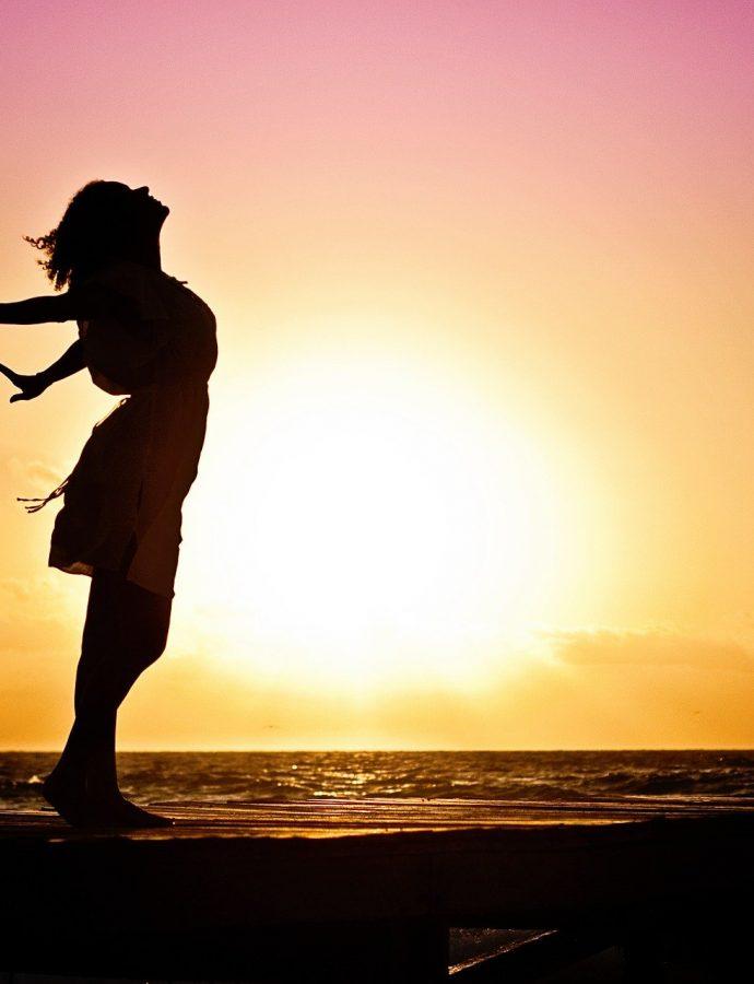 Cultiver l'enthousiasme de l'instant présent.