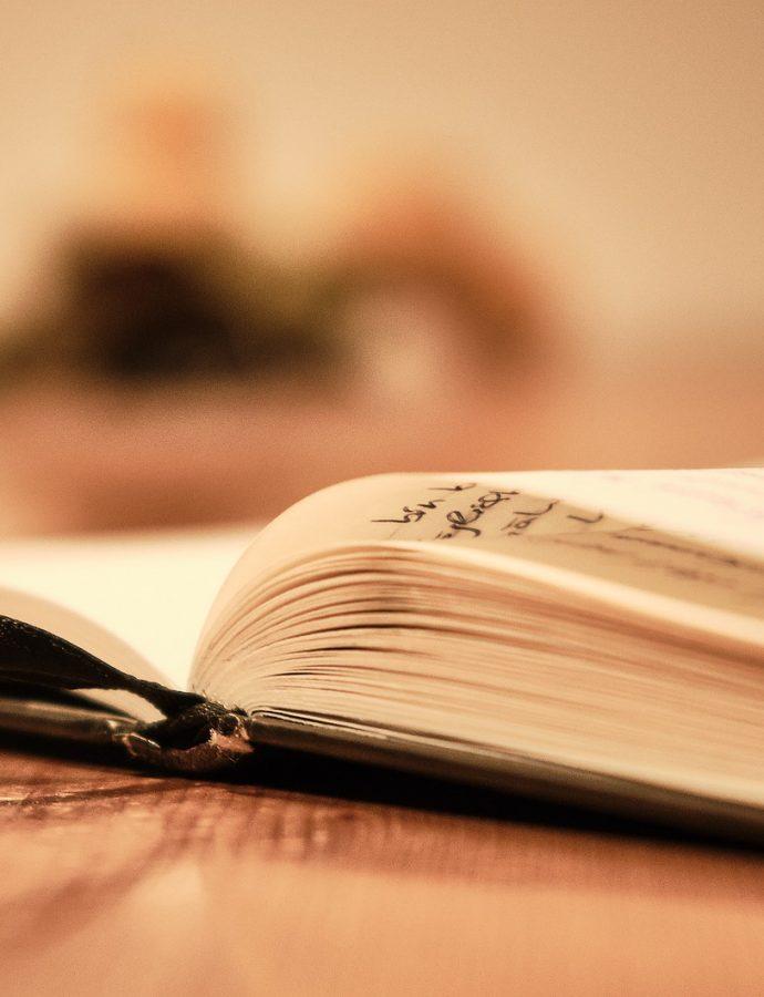Mon journal de réflexion